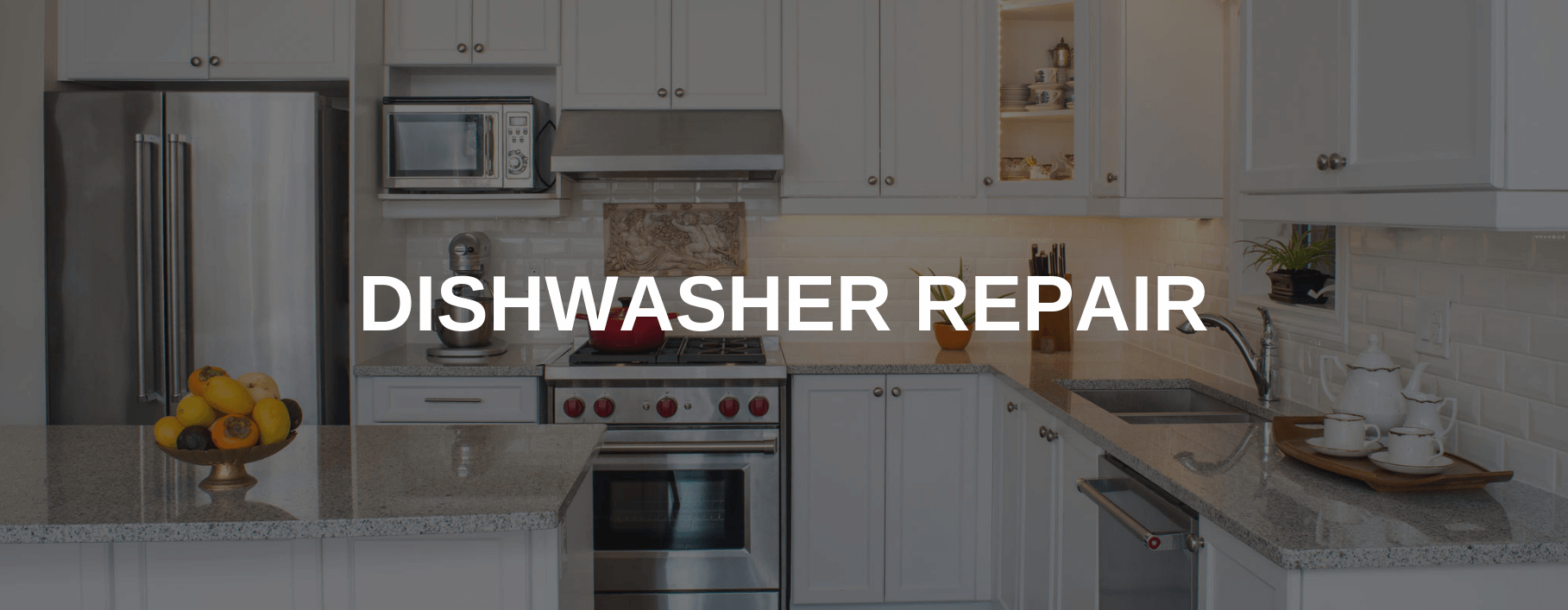 dishwasher repair yonkers